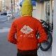 Distance Parka(Orange) ELDORESO エルドレッソトレラン ランニング マラソン