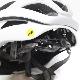 HELIOS SPHERICAL MIPS MATTE WHITE/SILVER FADE GIRO ジロ ロードバイク ヘルメット ヘリオス