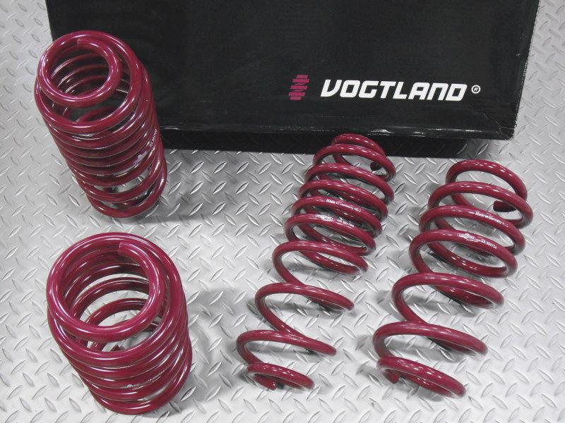 【VOGTLAND Sport Springs】フォクトランド スポーツスプリング||フォード フィエスタ 1.0 エコブースト【Ford Fiesta】【953113】【送料無料】