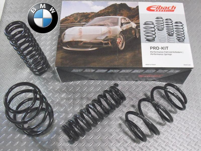 【正規輸入品】Eibach PRO-KIT【アイバッハ プロキット コイルスプリング】BMW Xシリーズ X4 G02 xDrive 30i【10-20-040-01-22】送料無料
