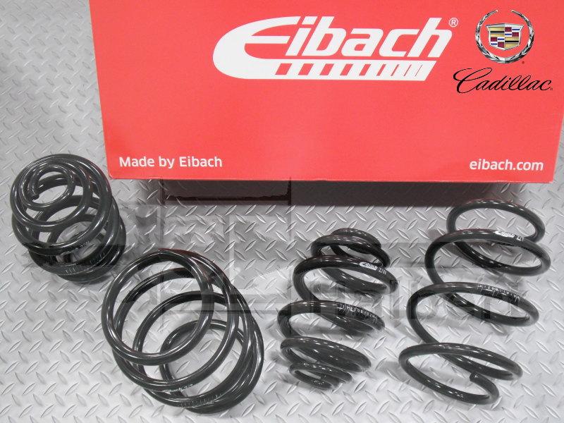【正規輸入品】Eibach PRO-KIT【アイバッハ プロキット コイルスプリング|キャデラック ATS 2.0T セダン】Cadillac ATS【38163-140】送料無料
