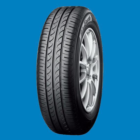 YOKOHAMA BluEarth AE-01 155/65R14 75S 【低燃費タイヤ】