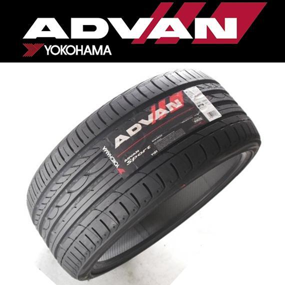 【ヨコハマ アドバン スポーツ】YOKOHAMA ADVAN Sport V103 285/30R21 100Y【新品】