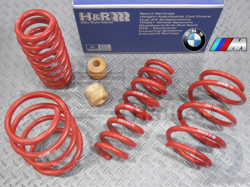 【H&R Sport Springs】スポーツスプリング BMW 2シリーズ F87 M2 CS【28802-1】