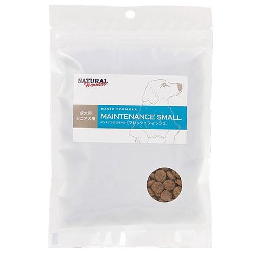 メンテナンススモール[フィッシュ](ポータブルー/標準粒/100g/1袋)