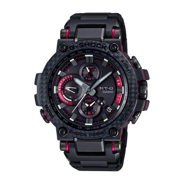 【無金利ローン可】CASIO カシオ G-SHOCK Gショック MT-G ブラック MTG-B1000XBD-1AJF 腕時計