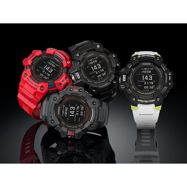 【ノベルティプレゼント】CASIO カシオ G-SHOCK Gショック G-SQUAD ジースクワッド GBD-H1000-8JR 腕時計