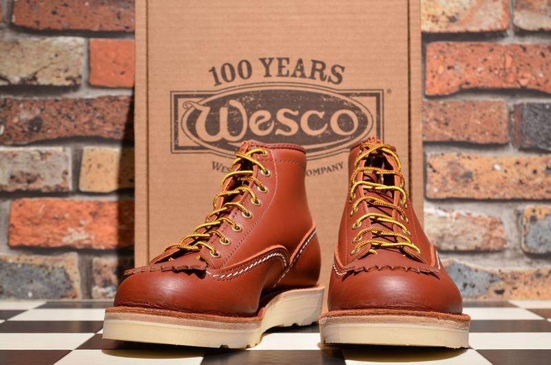 "Wesco ウエスコ ジョブマスター 7.0E レッドウッド 6"""