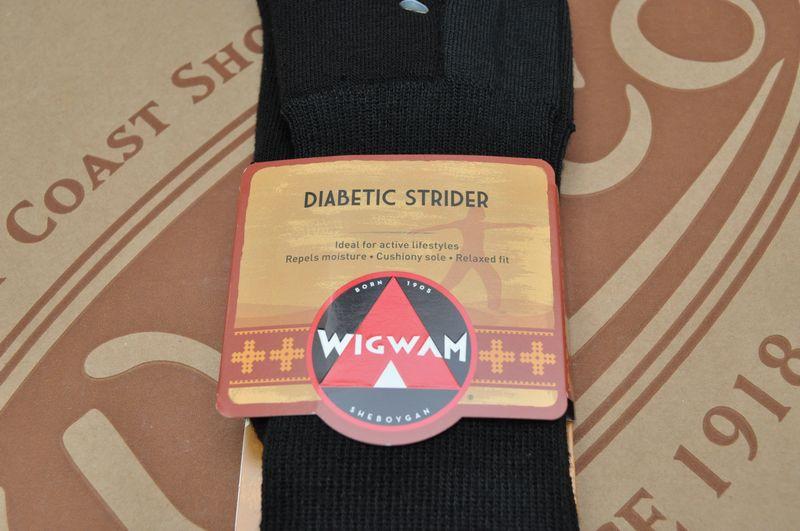 Wigwam ソックス DIABETIC STRIDER