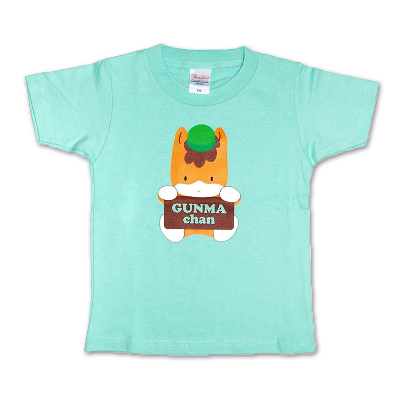 【子供用】ぐんまちゃんTシャツ