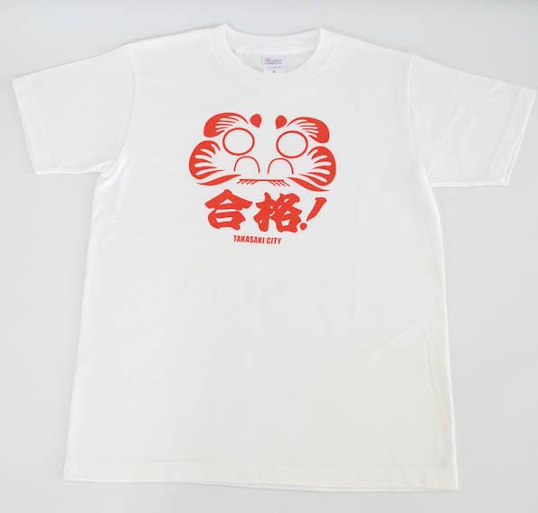 だるま願掛Tシャツ