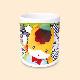 【ほっとひと息♪】ぐんまちゃんマグカップ(リアル)