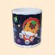 【ほっとひと息♪】ぐんまちゃんマグカップ(宇宙)