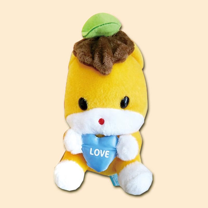 LOVE ぐんまちゃん人形