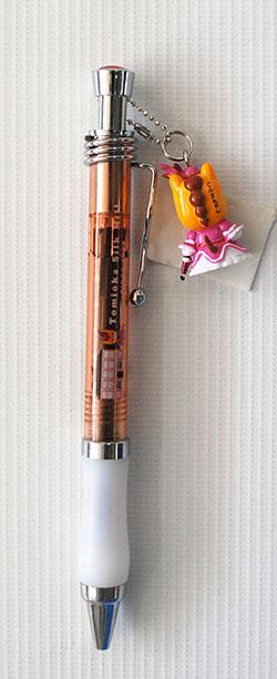 ぐんまちゃんボールペン(富岡製糸場/女の子)