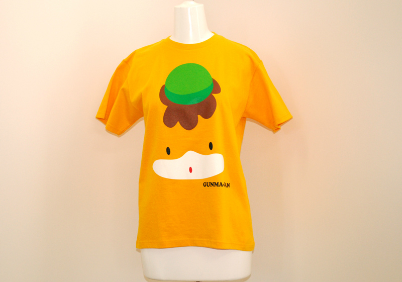 【人気商品】ぐんまちゃんTシャツ