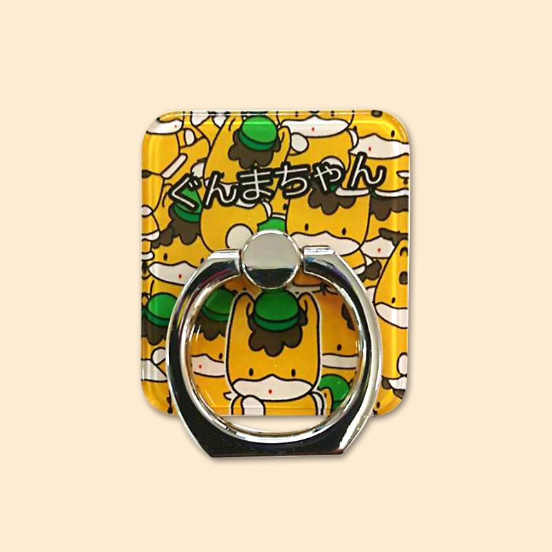 ぐんまちゃんスマホリング【4種類】