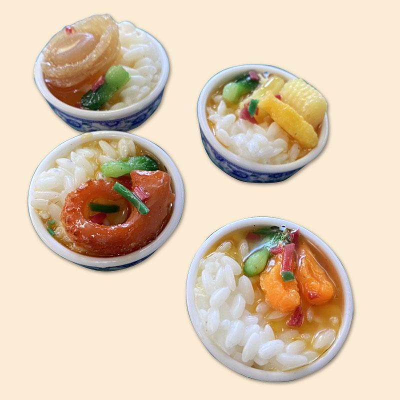 食品サンプルマグネット(2コ)