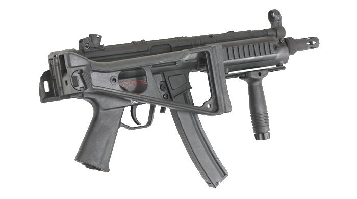 CYMA MP5 B&Tストック 電動ガン フルメタルVer.