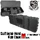 S&T セミハードガンケース Mサイズ V2 BK(900x300x100)
