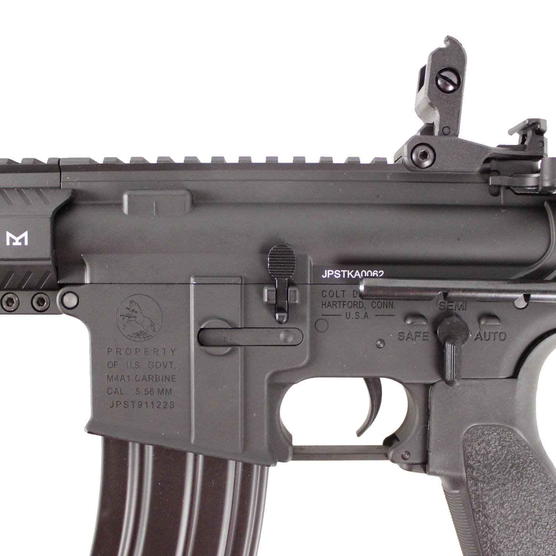 S&T M4 PDW-M フルメタル G3電動ガン(電子トリガーシステム搭載)【180日間安心保証つき】