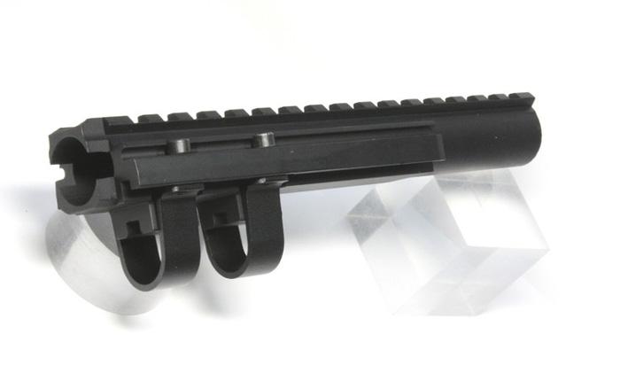 CMARC07 M1-Bタイプ AK74 ガスチューブレイル(C07)