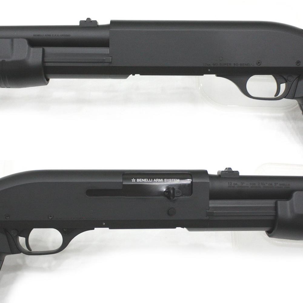 CM ベネリM3 ショート リトラクタブルストック フルメタルショットガン(無刻印)