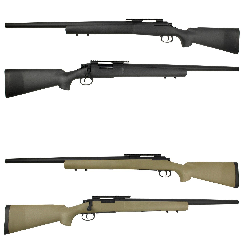 S&T M700 スポーツライン エアーコッキング ライフル BK