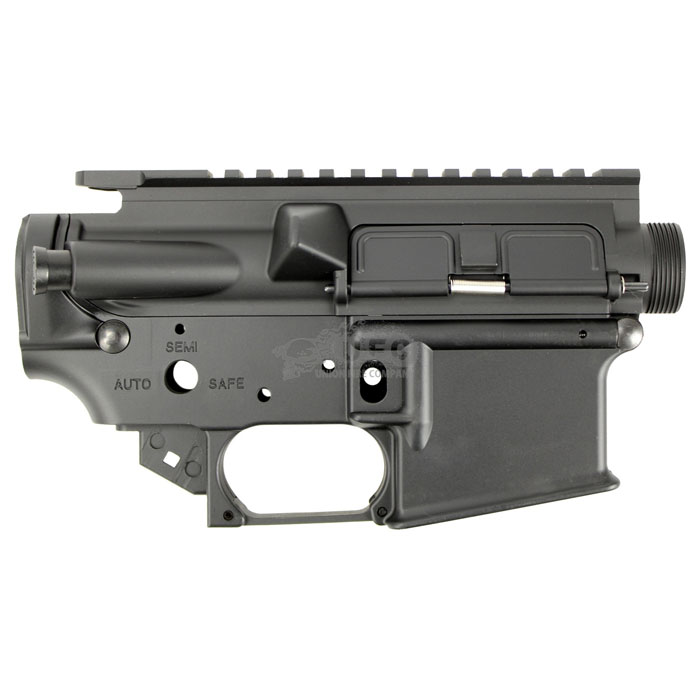 S&T M4 GBB用 メタルフレーム BK ≪FN M16A4 刻印≫