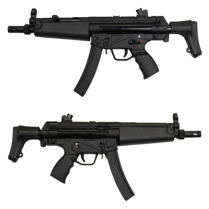 SRC MP5A3 CO2GBB ≪JASG認定≫