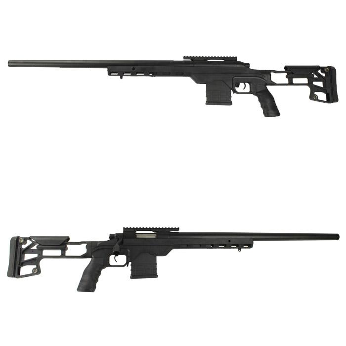 CYMA MDT LSS-XL SRS-Lite エアーコッキング スナイパーライフル BK