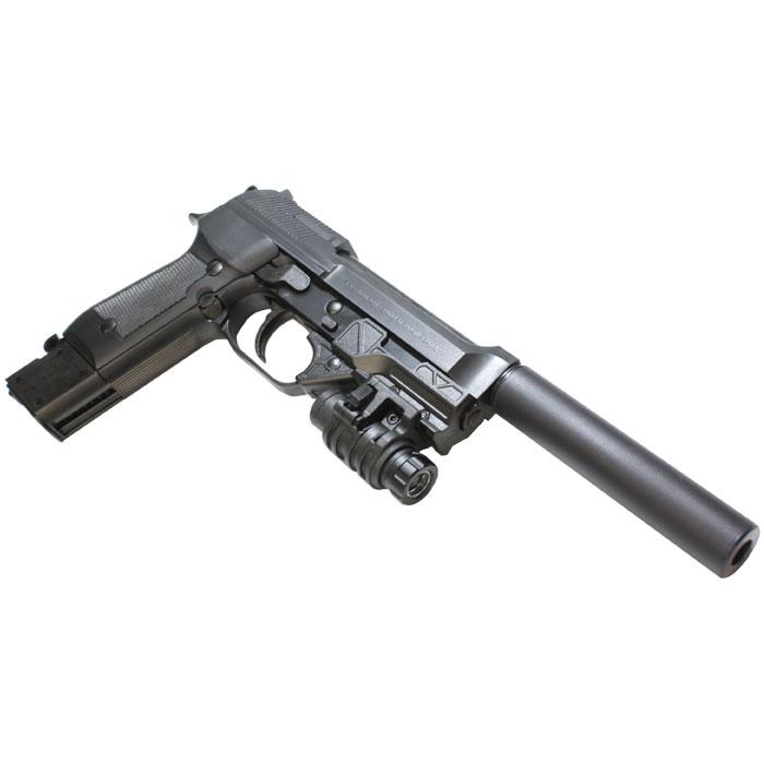マルゼン M93R-FS スペシャルフォース 固定スライド ガス