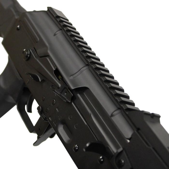 CYMA AK74 フルメタル電動ガン VS-25 KEYMOD カスタム