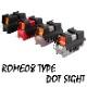 ノーブランド SIG ROMEO8タイプ RED ダットサイト