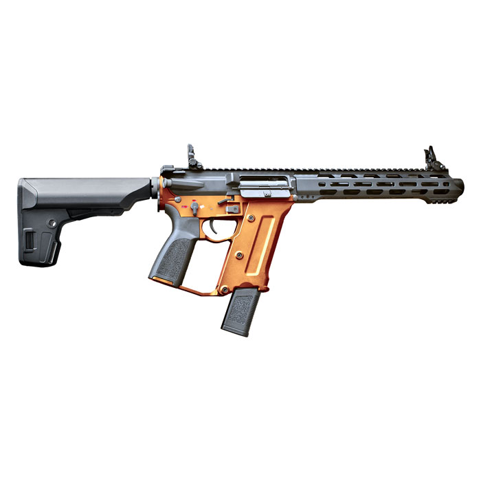 KSC STRAC ERG ライフル セーフオレンジフレーム 【限定品】