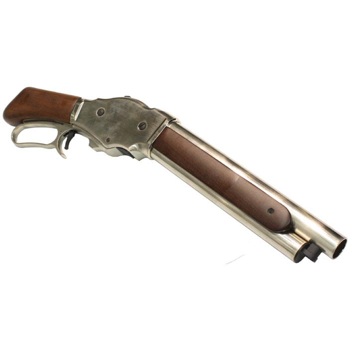 S&T ウィンチェスター M1887 ワイルドカード ガスショットガン リアルウッド SV ≪6mm 排莢式≫