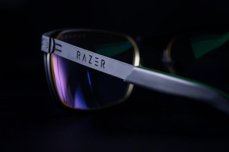 FPS by Razer 限定スペシャル3点セット(アイウエア&キャリーケース&クリーナー付)