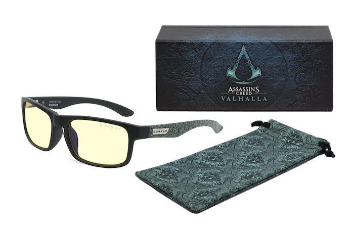 GUNNAR Enigma - Assassin's Creed: Valhalla Edition - グリーン