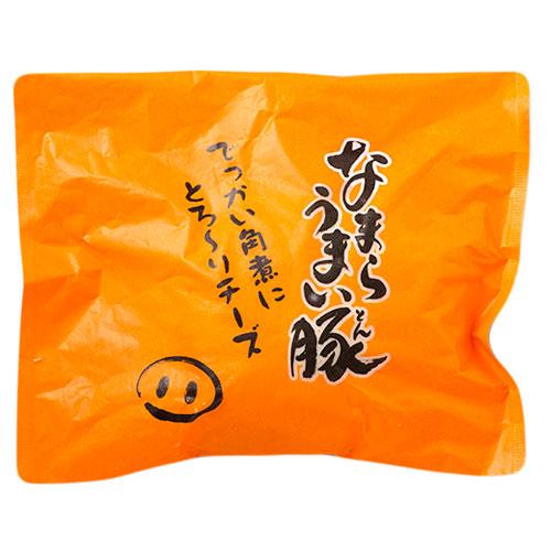 【北広島市】なまらうまい豚(チーズ角煮まんじゅう)