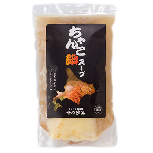 札幌すすきの北の逸品ちゃんこスープ(1200ml)