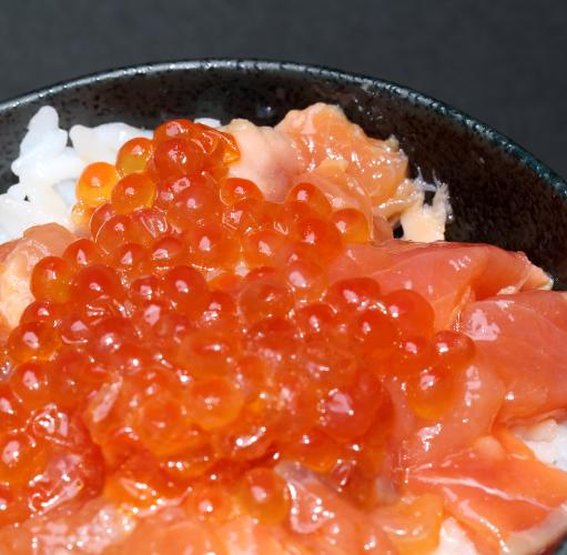 【札幌市】鮭ルイベ漬け醤油味