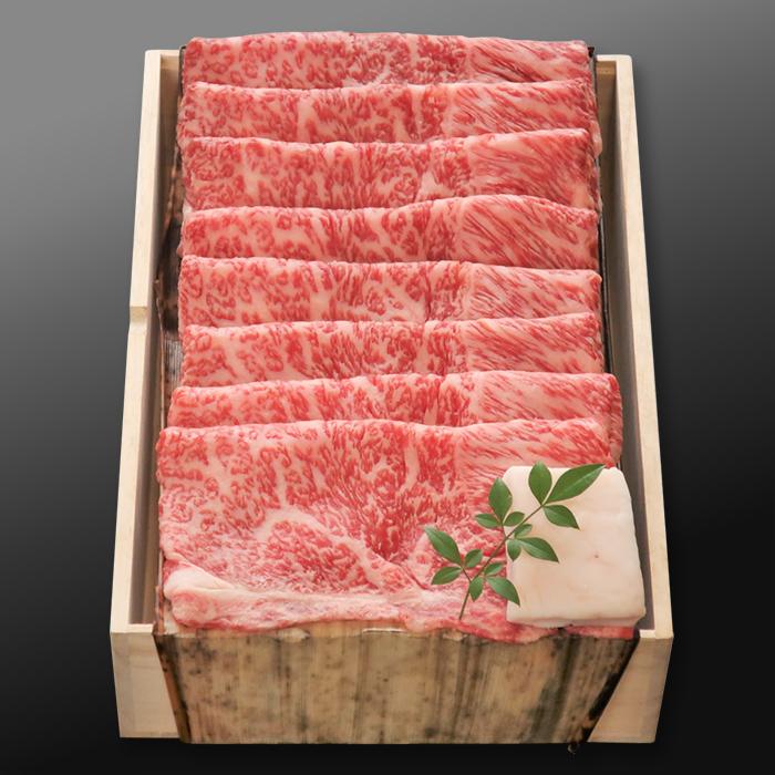 松阪牛すき焼き【特選A5 1.0kg】