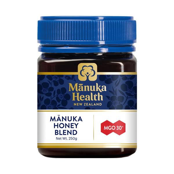 【バレンタインカード対応商品】マヌカヘルス社 NZ産マヌカハニーMGO30+(250g×2本)ギフト箱入り