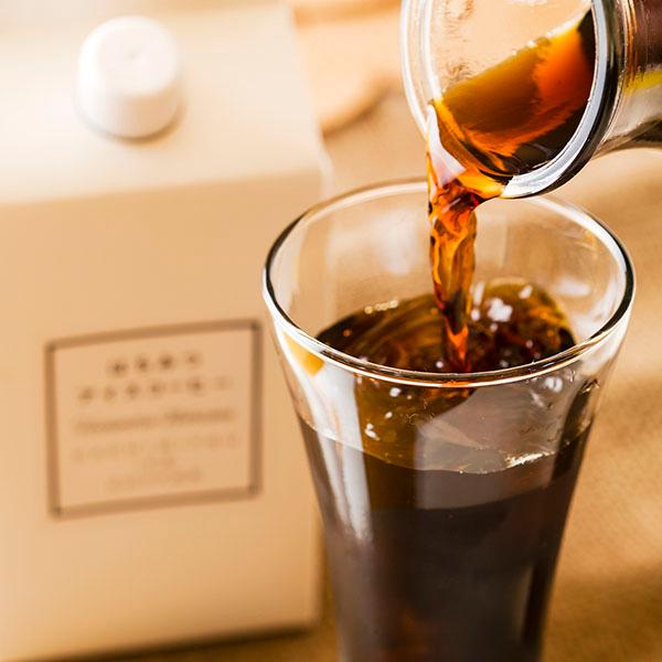 はちみつアイスコーヒー(1000ml)ストレートタイプ