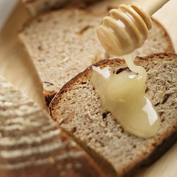 パンにぬるおいしいはちみつ(300g)