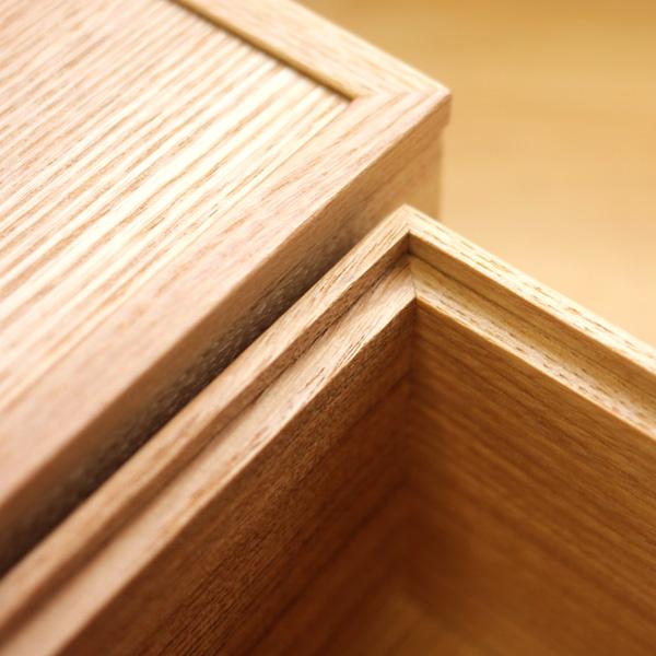 【1段】「Ju-Baco」木でできたモダンな重箱/北欧風デザイン