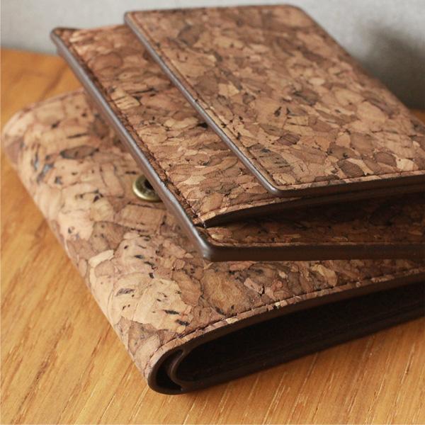 【SALE】「CONNIE Triple Wallet Mini」手のひらサイズのミニマル財布/キャッシュレス中心の方におすすめ/名入れ可能