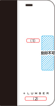 【12mini】【プレミアム】「iPhone 12mini FLIPCASE(黒檀)」木目が美しい手帳型アイフォンケース【5.4インチ】