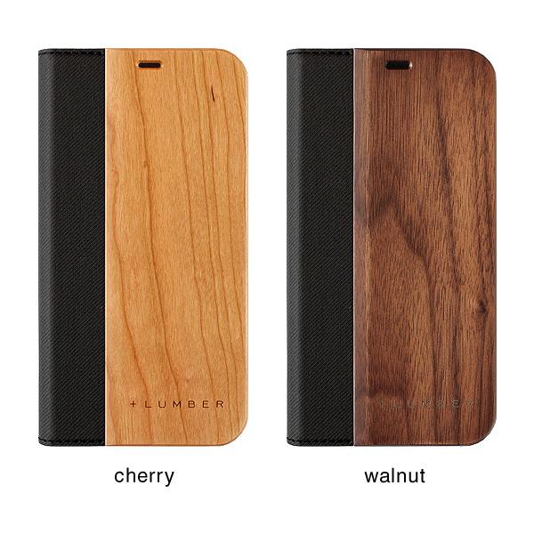 【12/12Pro】「iPhone 12/12Pro FLIPCASE」木目が美しい手帳型アイフォンケース【6.1インチ】