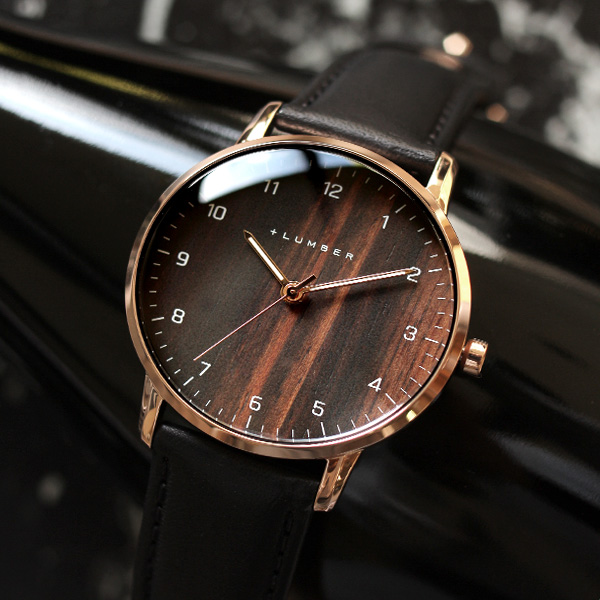 ■【ペア】「WATCH 8800 ギフトセット」文字盤に本木目を使用した曲面ガラスが美しい木製腕時計・ペアウォッチ